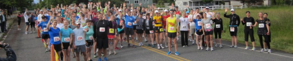 Kings Market – San Juan Island Marathon, Half Marathon and 10K at Three Lakes
